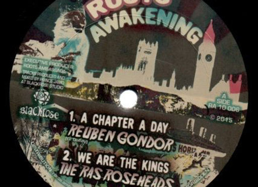 "Reuben Gondor - A Chapter A Day / Prince Jamo - A Chapter Of Horns (10"")"