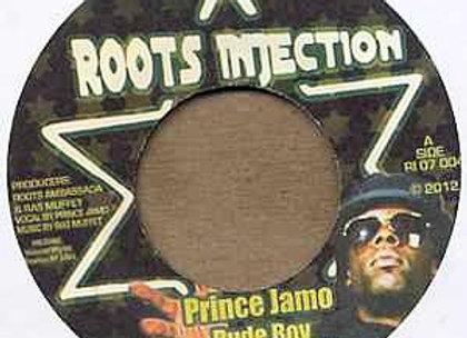 """Prince Jamo - Rude Boy (Vinyl 7"""")"""