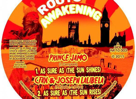 "Prince Jamo - As Sure As The Sun Shine s (10"")"