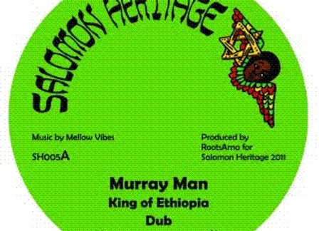 "Murray Man - King Of Ethiopia / Prince Jamo - One Blood (12"")"