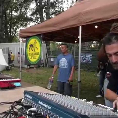 Prince Jamo at Garance Reggae Festival