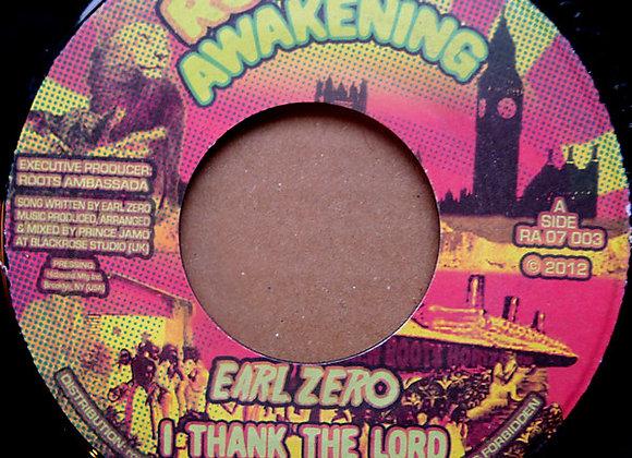 "Earl Zero- I Thank The Lord (Vinyl 7"")"
