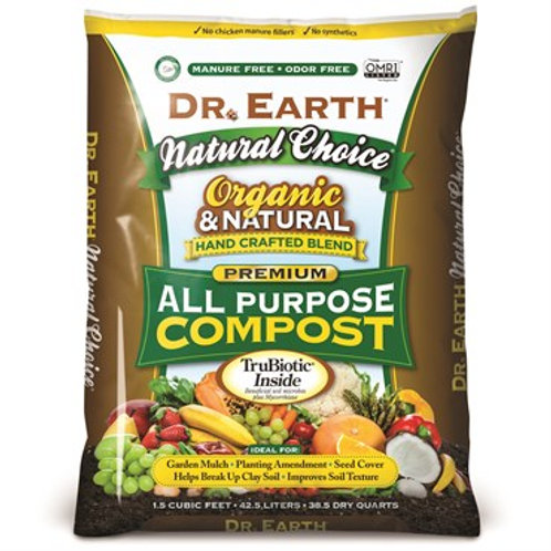 DR. EARTH COMPOST