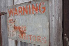 No Naked Visitors