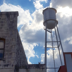 Bandera's Water Tower