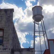 Bandera's Water Tower