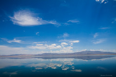 Walker Lake Reflection