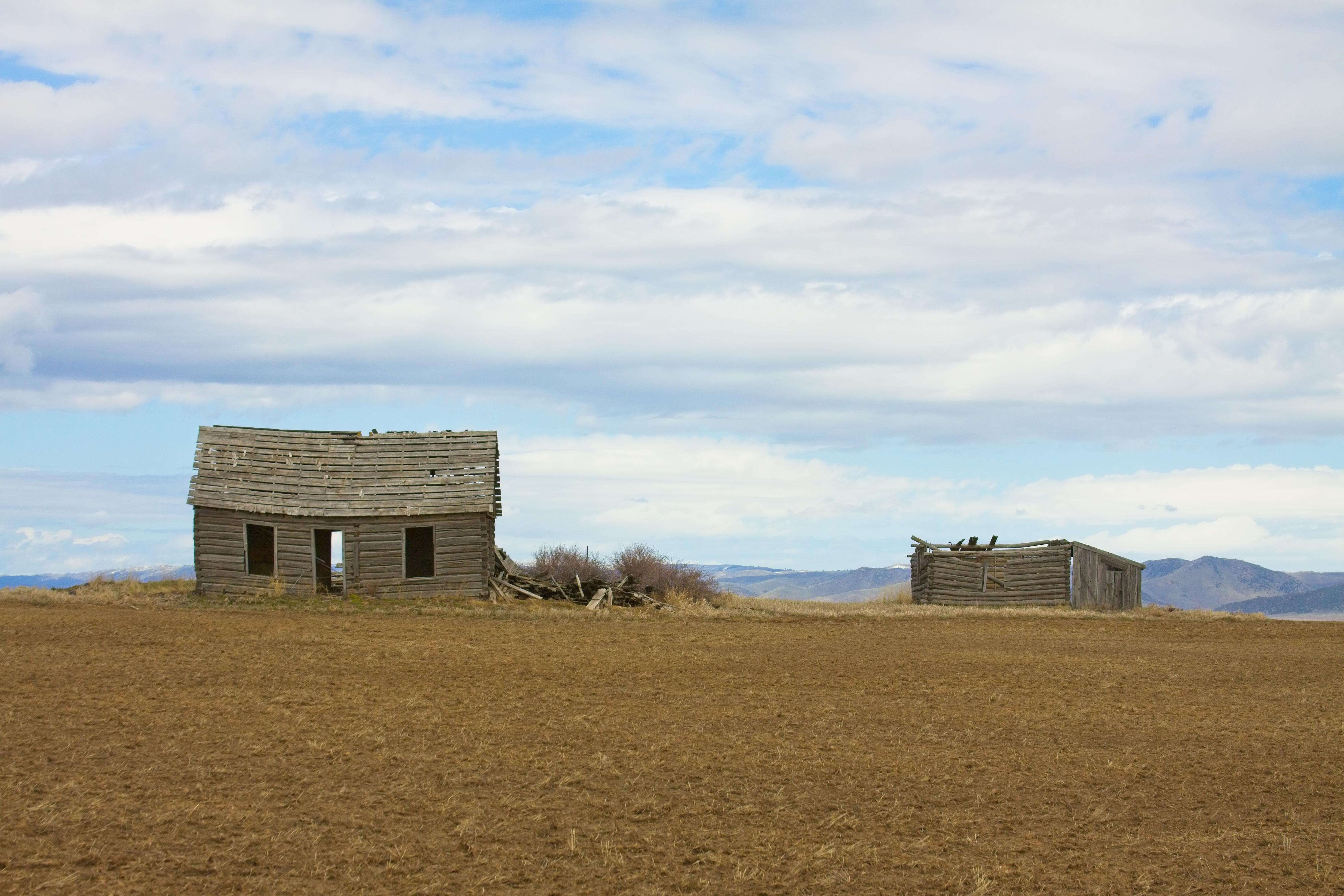Little House, Big Sky