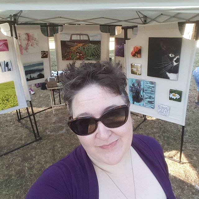 Silverton Fine Art Festival... and the 2017 Eclipse