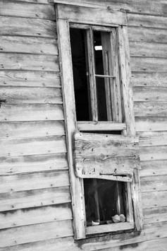Bordello Window