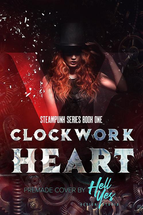 Clockwork Series (3 covers)