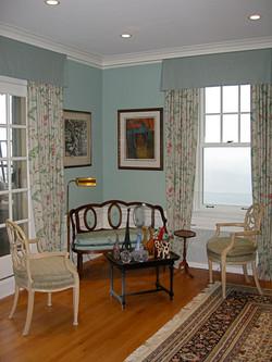 Redo of Vintage Condo Living Room