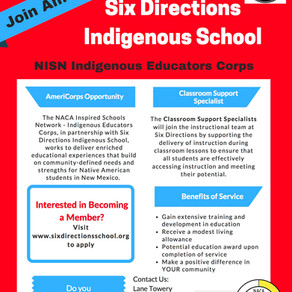 Join SDIS as an AmeriCorps Member!