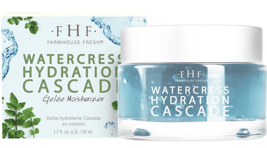 Watercress Hydration Cascade