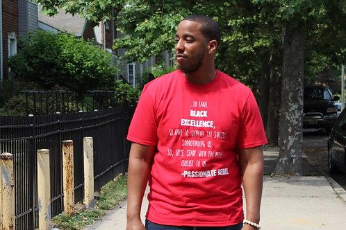 BLK Excellence Unisex T-Shirt