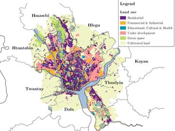 Urban Myanmar