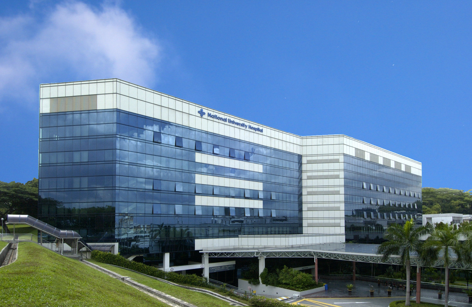National university Hospital, Singapore