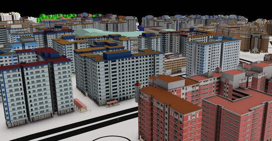Virtual Singapore Enhancement