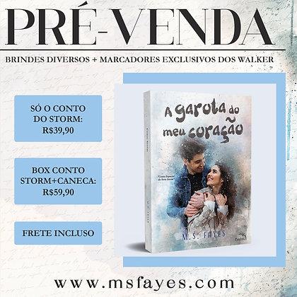 BOX Conto do STORM + Caneca