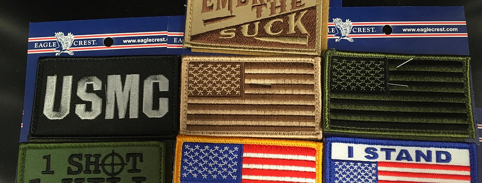 Morale & Tactical Patches