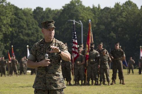 Battalion CO