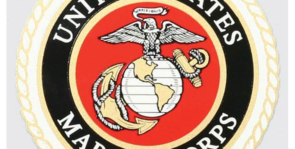 Marine Vinyl Decal