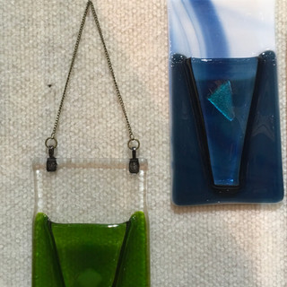 Fused Glass by Lee Benware-Hess