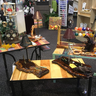Woodworking by Willie Armbruster
