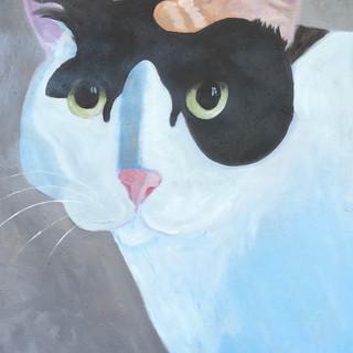 Oil Painting by Linda Vandevisse