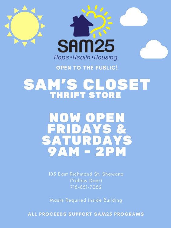 SAM's Closet Flyer Aug 2021.jpg