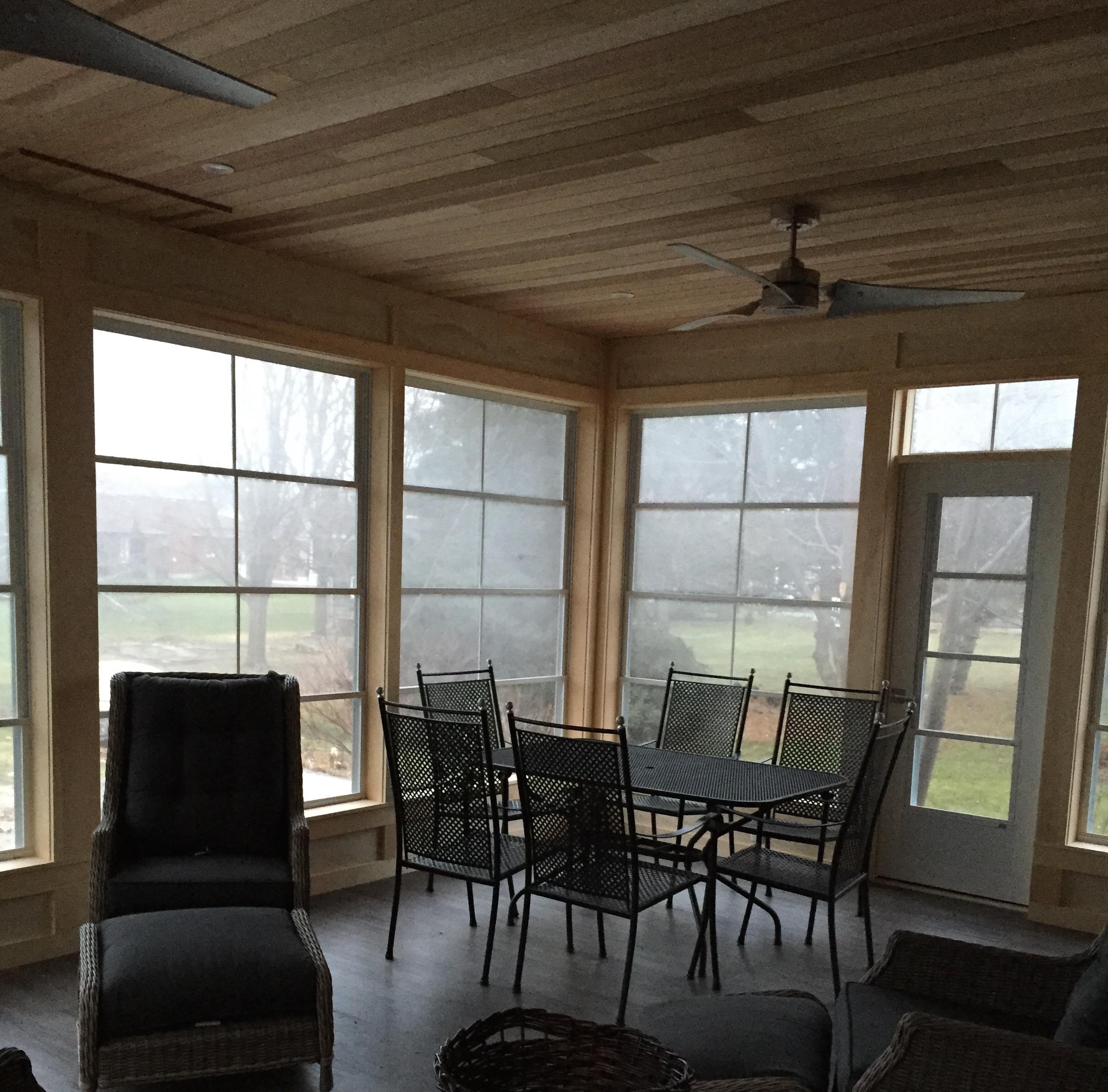 Sunroom interior 1