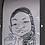 Thumbnail: Black & White Face Caricatures