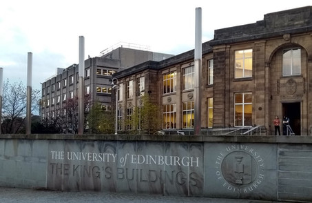 The King's Buildings - The University of Edinburgh