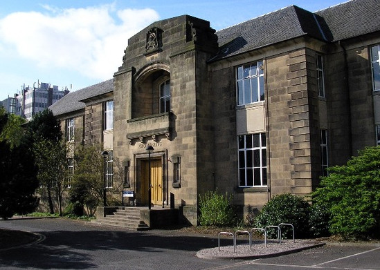 Sanderson Building, School of Engineering - University of Edinburgh