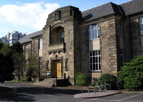 Sanderson Building, School of Engineering - University of Edinburgh