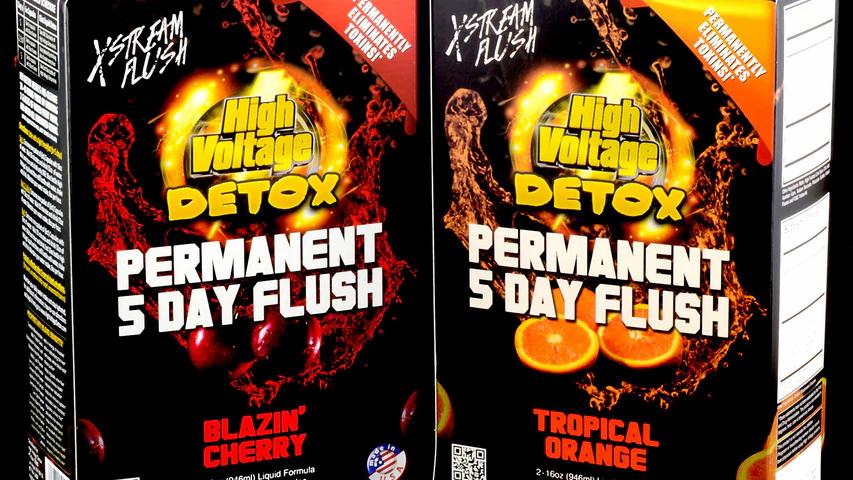 High Voltage Permanent Flush