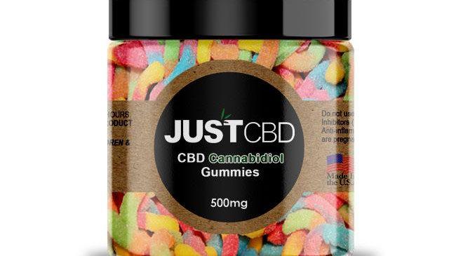 CBD Gummies -500mg Jar