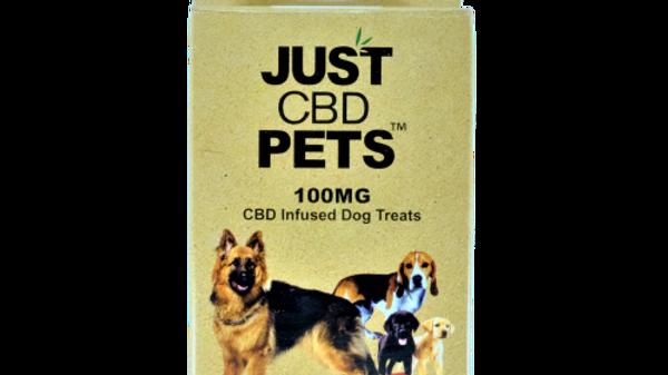 Doggie Treats - Beef Wraps
