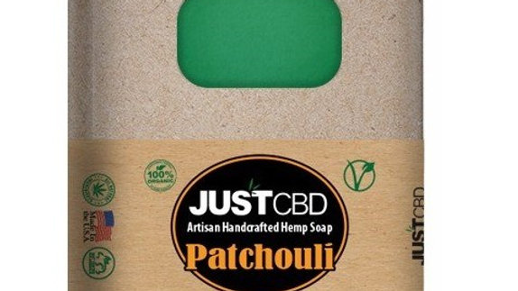 Hemp Soap - Patchouli