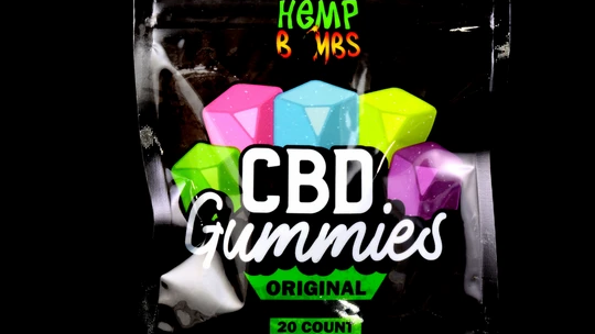 Hemp Bombs Gummies - 300mg