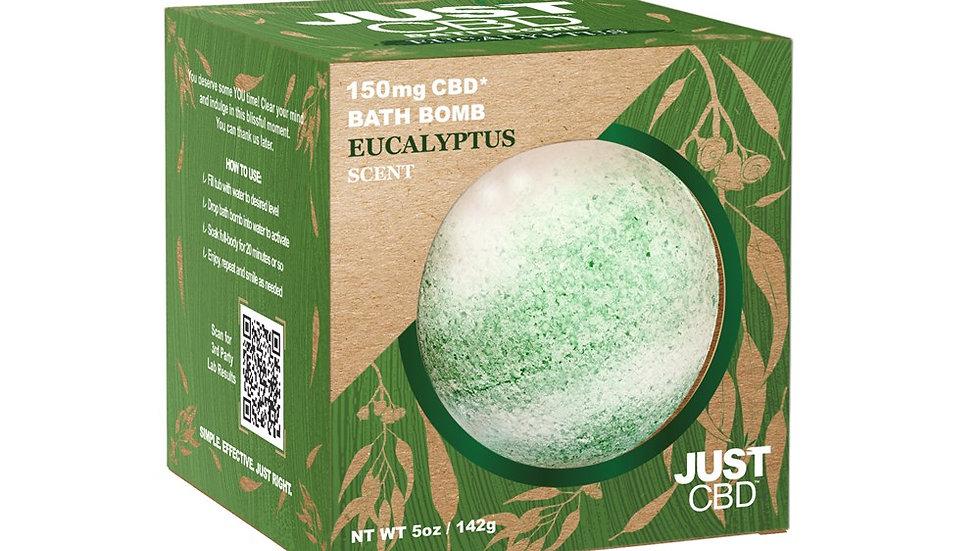 Eucalyptus Bath Bomb- 150 mg