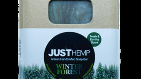 Hemp Soap - Winter Forest