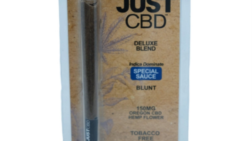 Pre- Roll Blunt: Special Sauce Indica