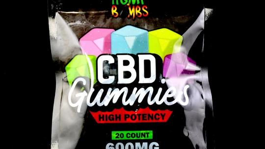 Hemp Bombs Gummies - 600mg