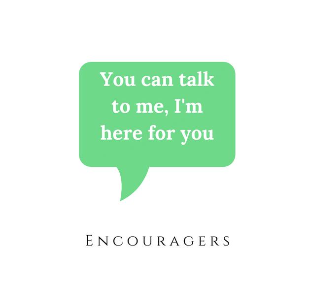 Encouragers