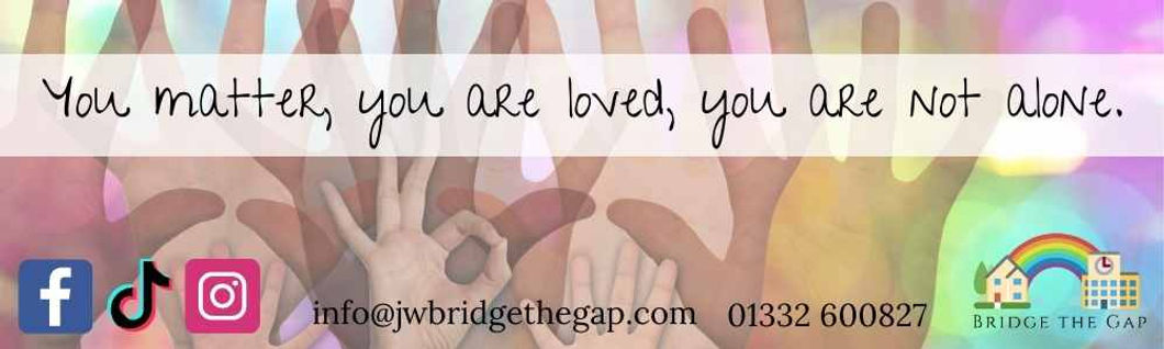 You matter, you are loved, you are not alone.jpg