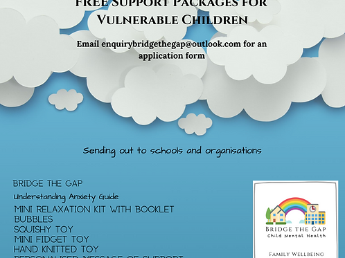 Support Pack for a Vulnerable Child