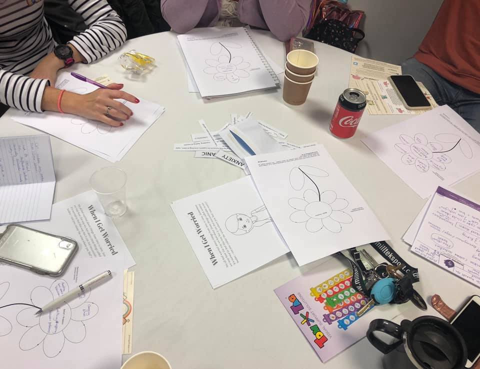 Supporting an Anxious Child workshop