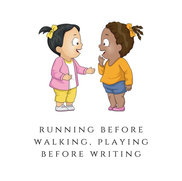 Running before walking...