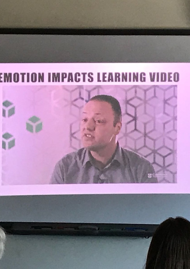 Emotions Impact Learning. Mental Health. Behaviour. Pupils, Teachers. Derby. Jennifer Wyman.